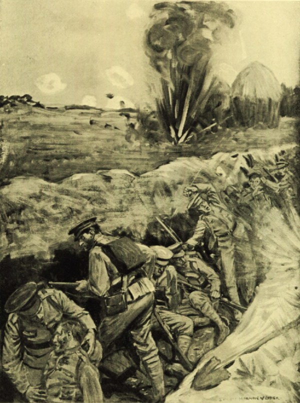 Roads to the Great War: 99 Years Ago: Quotes from ...