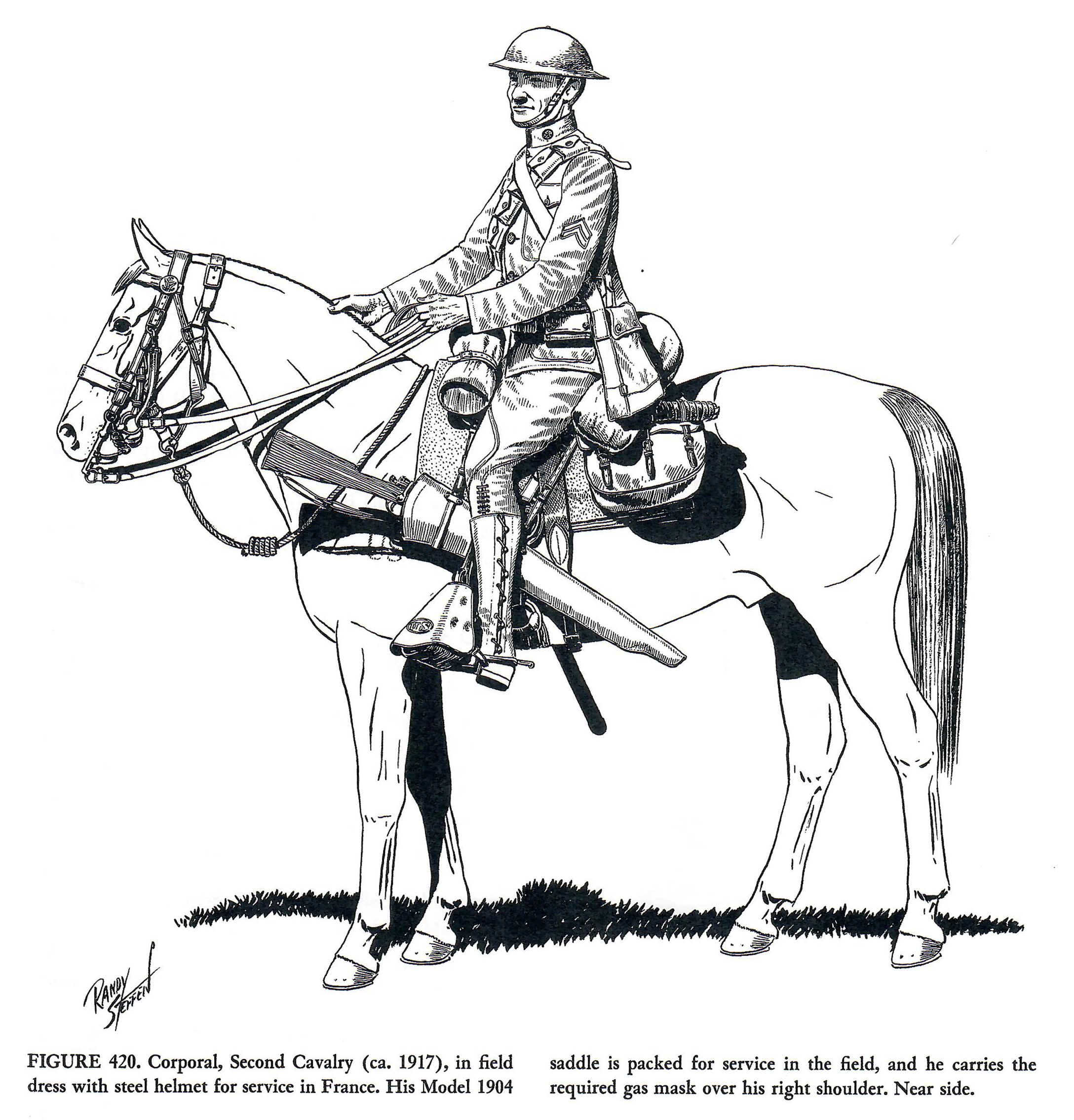 Harness For Horses