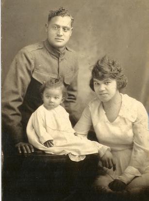 Family Ties orientation - World War I Centennial
