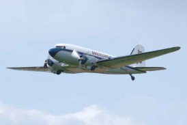 Douglas DC-3 HB-IRJ - 01 Flying Legends 2015