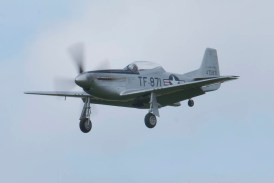 North American TF-51 Mustang D-FTSI Flying Legends 2015
