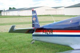 Mudry CAP 20 F-AZVR 0017