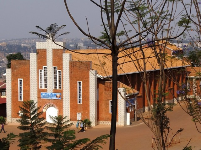 Sainte-Famille Church in Kigali (Photo: Flickr/Adam Jones/CC)