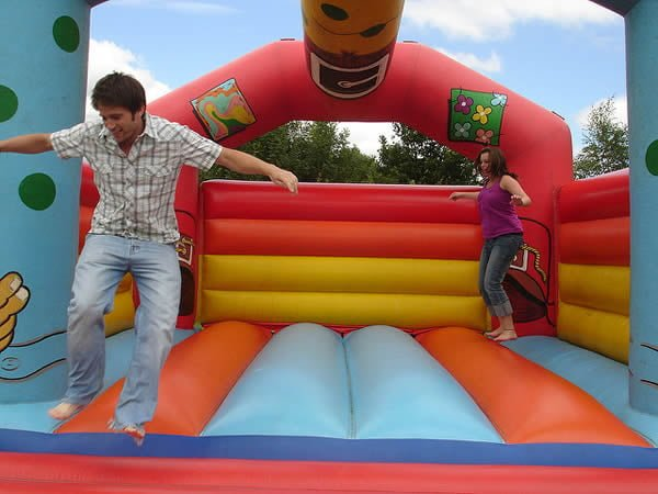They are fantastic for everyone to have some fun, and it's ideal in warmer weather.
