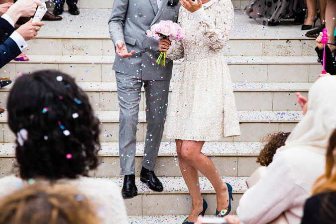 The Party of a Lifetime:: 5 Tips to Help You Have a Perfect Wedding Day