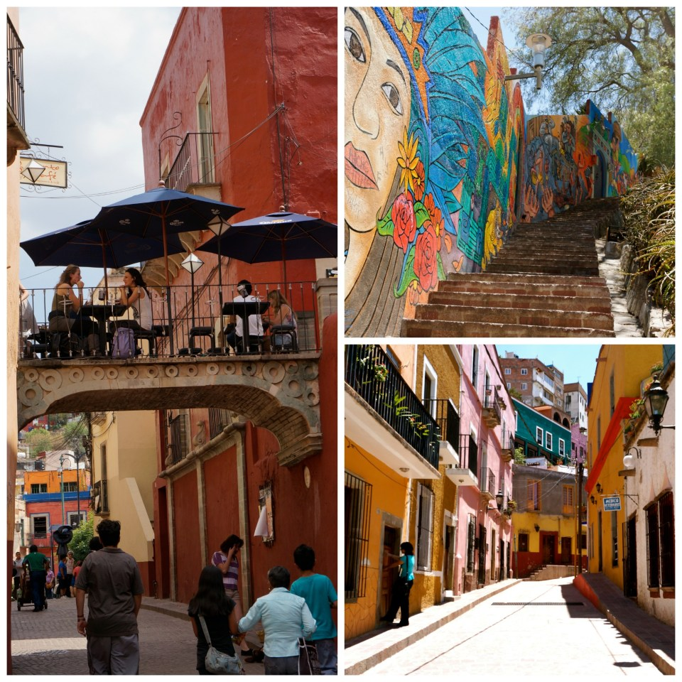 Street and Alleyways of Guanajuato|WorldWideAdventurers