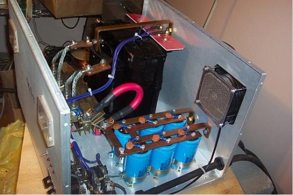 Photo Fatboy 600 Amp Power Supply Thats Real Peter Dahl