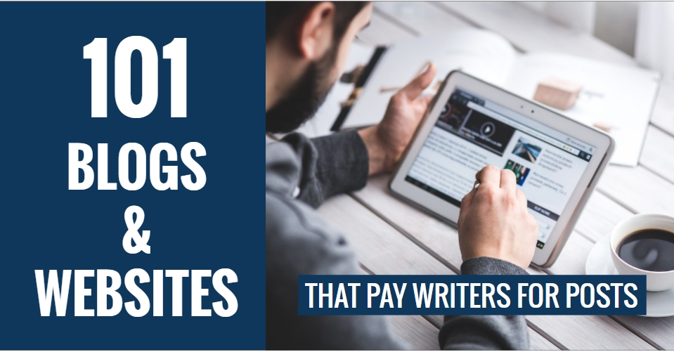 Online writing services websites that pay