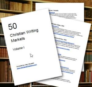 Christian Writing Markets