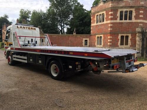 2017 '17' DAF LF 220 (Euro 6) AUTO 14 Ton 3 Car Carrier