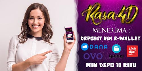 Deposit Via E-Wallet slot