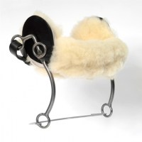 Continental-Stainless-Steel-Hackamore-Sheepskin