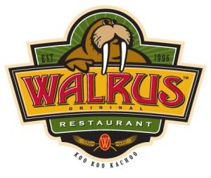 Walrus Restaurant Logo