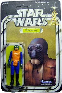 Walrusman Action Figure