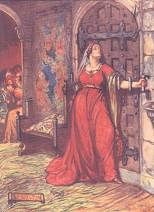 An illustration of Cathering Barless.