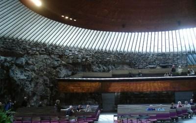 Temppeliaukio: Helsinki's Underground Church