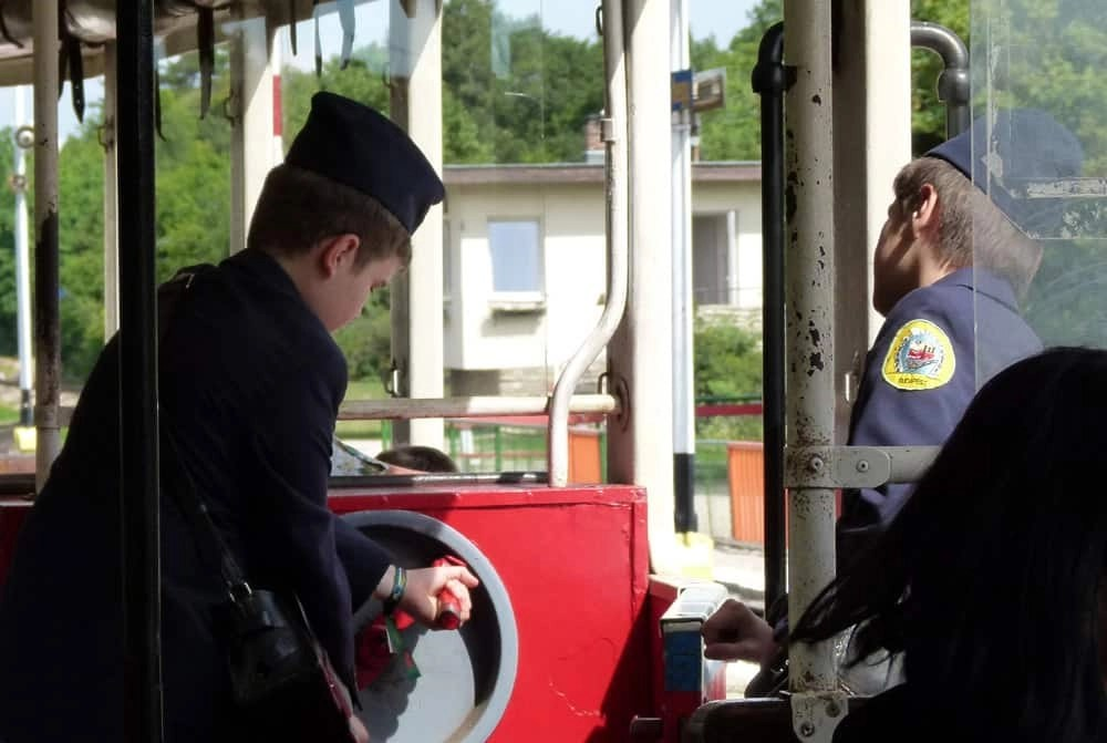 The Budapest Children's Railway: for Walkers and Families
