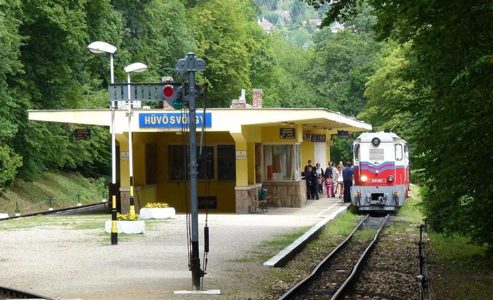 Hüvösvölgy Station