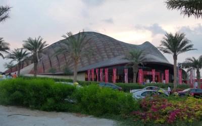Abu Dhabi's Cultural District