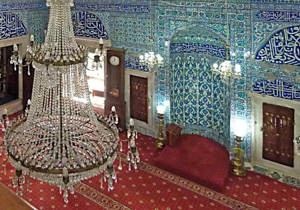 Cinili Camii, Üsküdar