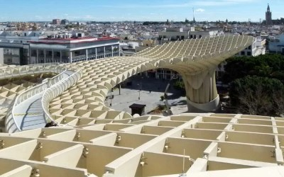 Layers of History at the Metropol Parasol, Seville