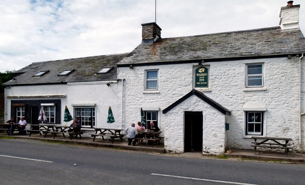 Warren House Inn, Dartmoor