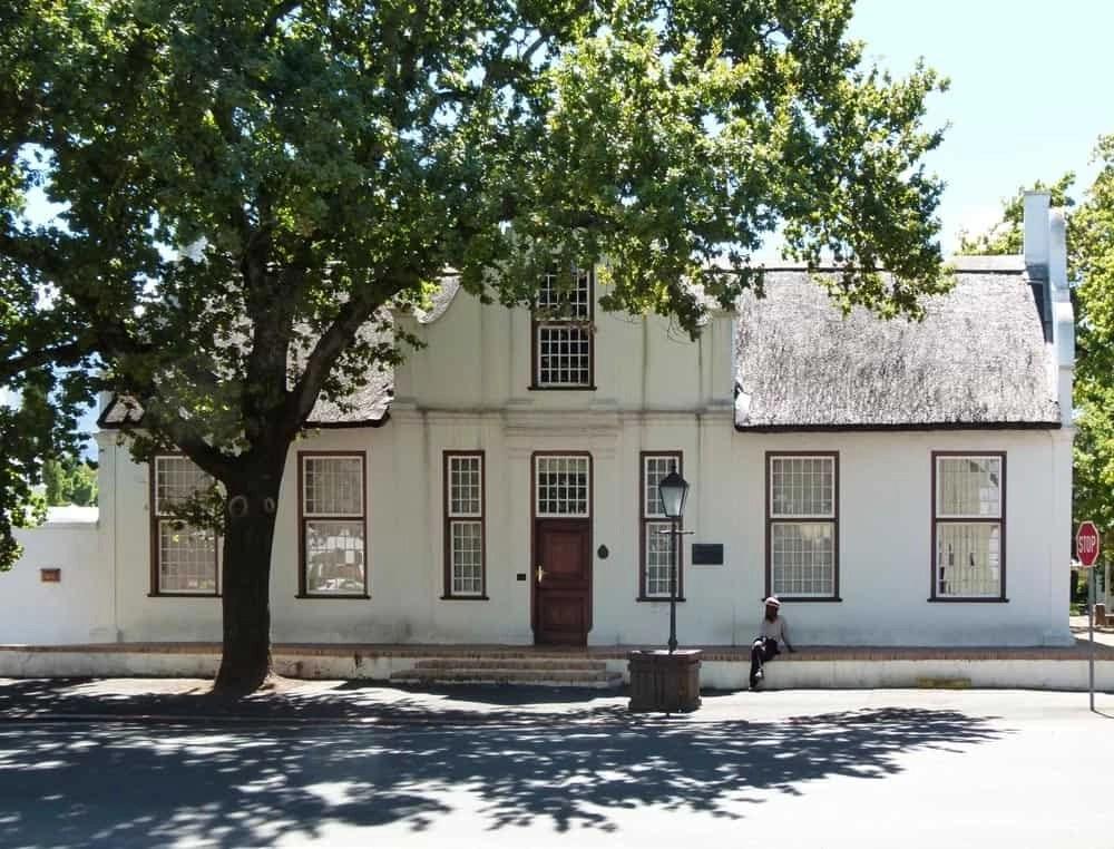 Church House, Stellenbosch