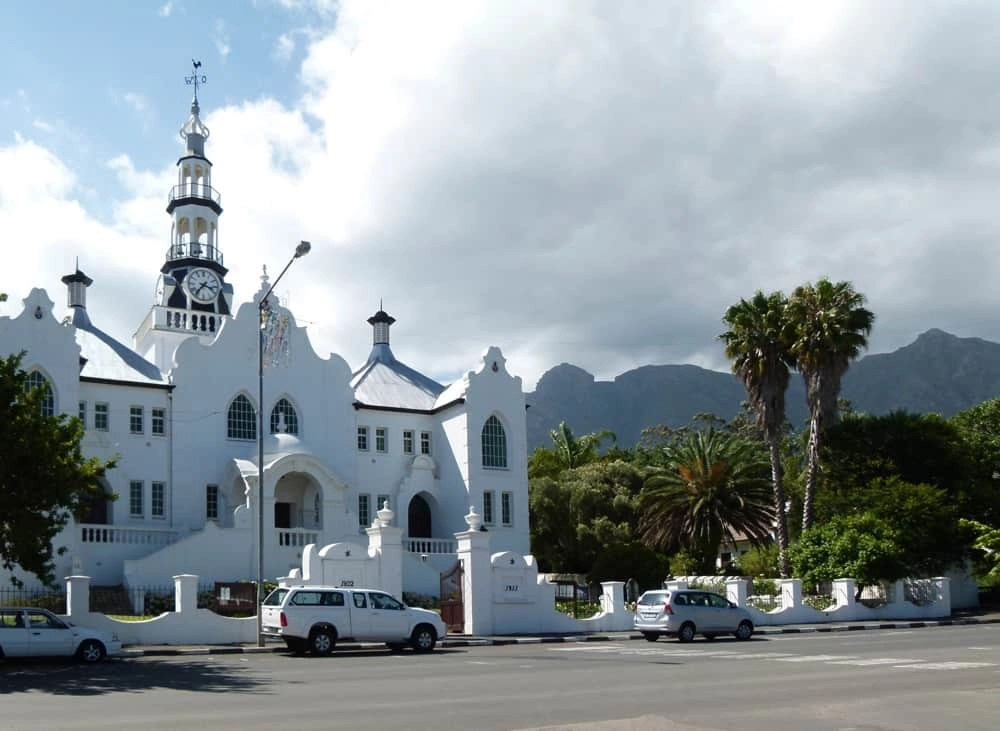 Dutch Reform Church, Swellendam