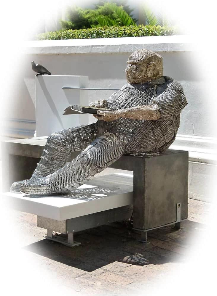 Sculpture, Stellenbosch