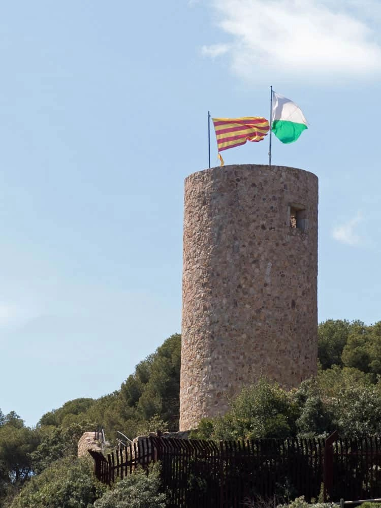 San Joan Castle, Lloret de Mar