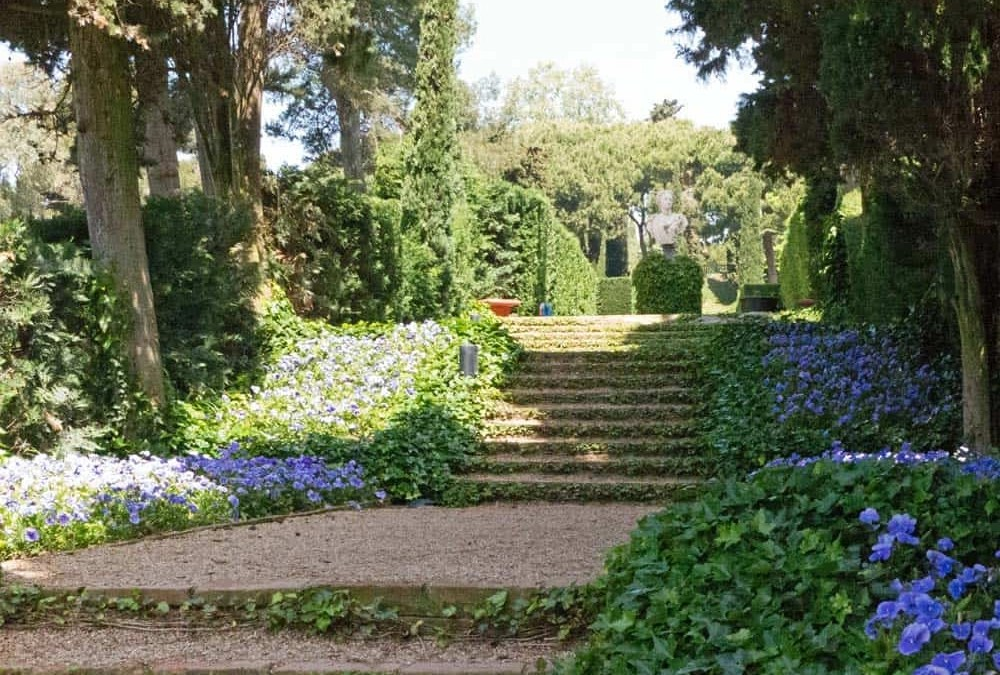 Nature and Harmony in Lloret de Mar's Santa Clotilde Gardens