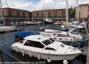 St Peter's Marina, Newcastle