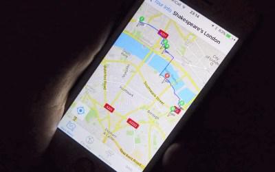 App Review: GPSmyCity