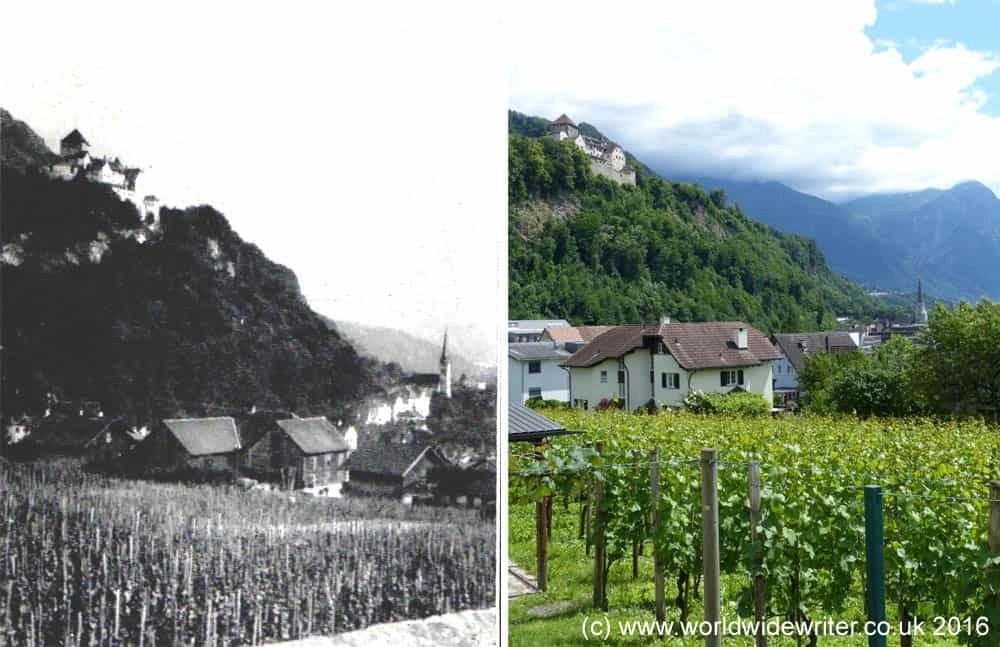 Vaduz past and present