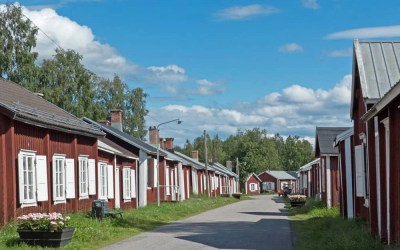 Gammelstad Church Town, A Living Tradition