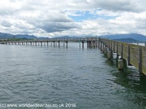 Wooden bridge of Rapperswil