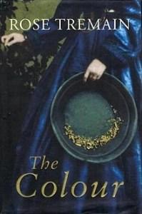 The Colour, book cover