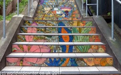 The Stairways of San Francisco