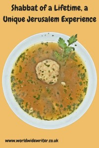 Traditional Jewish chicken soup