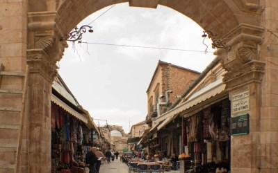 Religion, Race and Culture: the Astonishing Diversity of Jerusalem