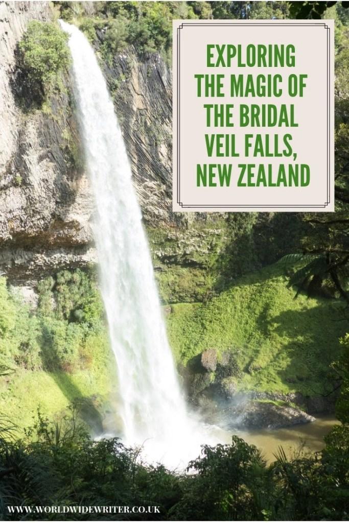 Waireinga Falls, New Zealand