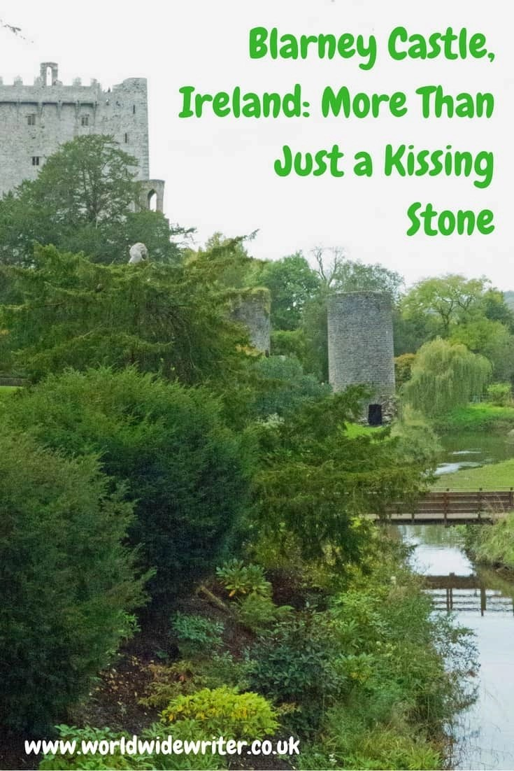 Blarney Castle: more than just a kissing stone