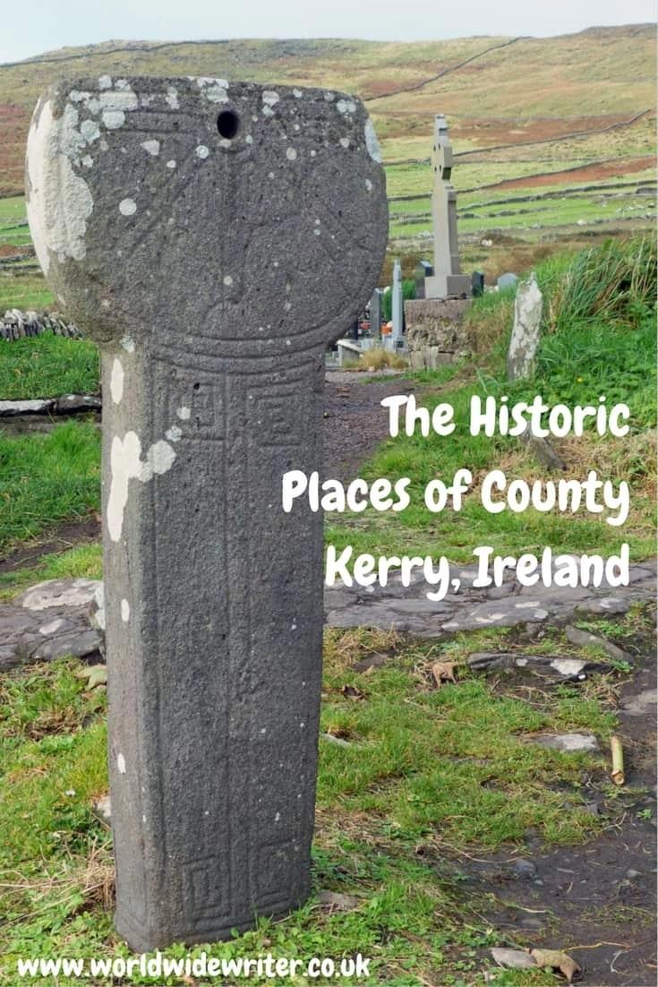 Kilmarkedar Church, County Kerry