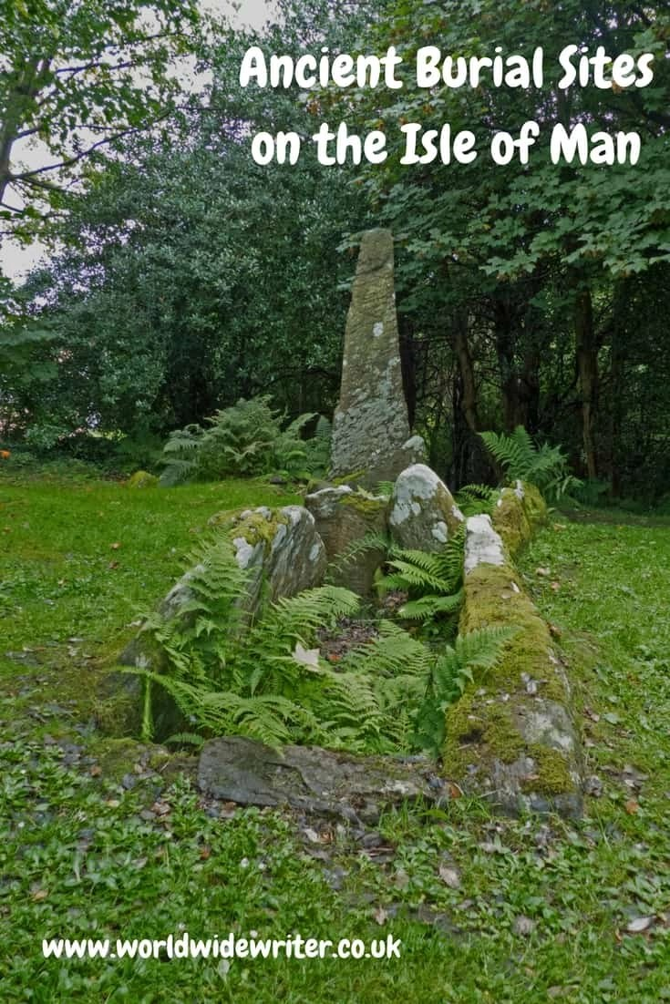 King Orry's Grave, Isle of Man