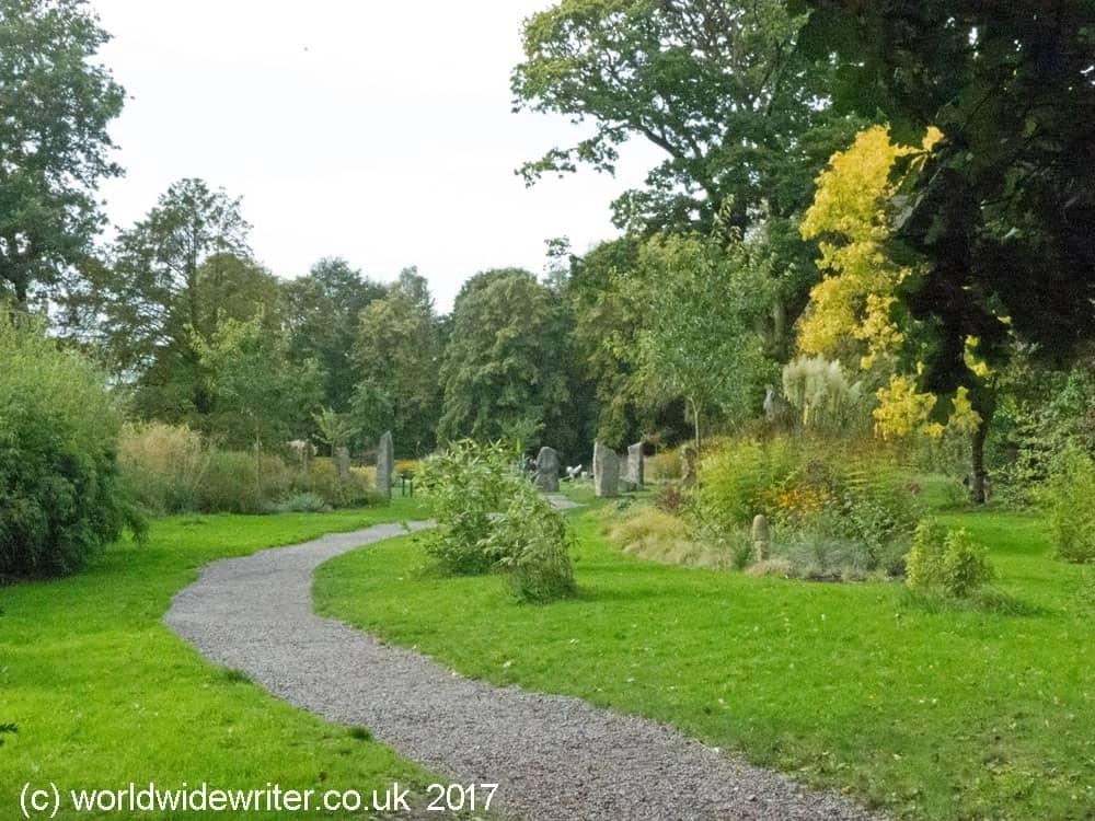 Seven Sisters Garden, Blarney Castle