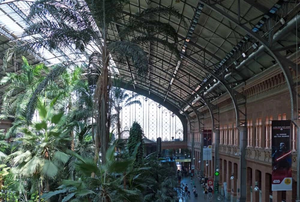 Atocha and Chamberí: Two Historic Madrid Stations You Have to See
