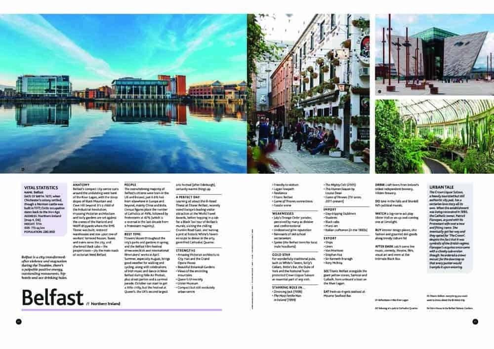 Cities Book - Belfast