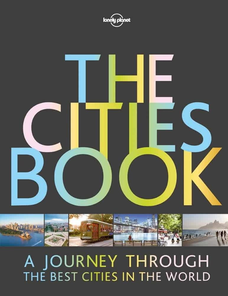 The Cities Book from Lonely Planet