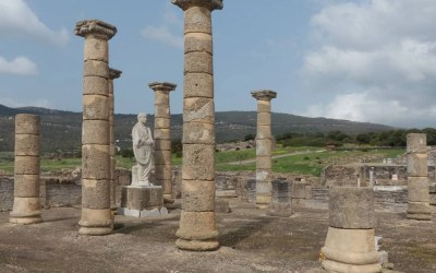 Baelo Claudia and Carteia: Two Roman Towns in Andalucia, Spain