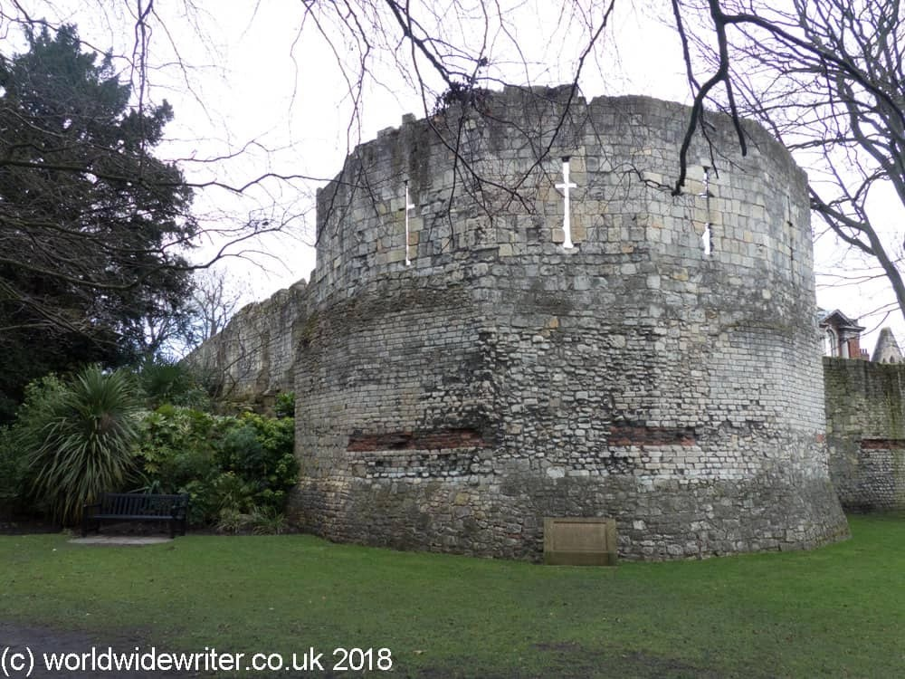 Multangular tower, York
